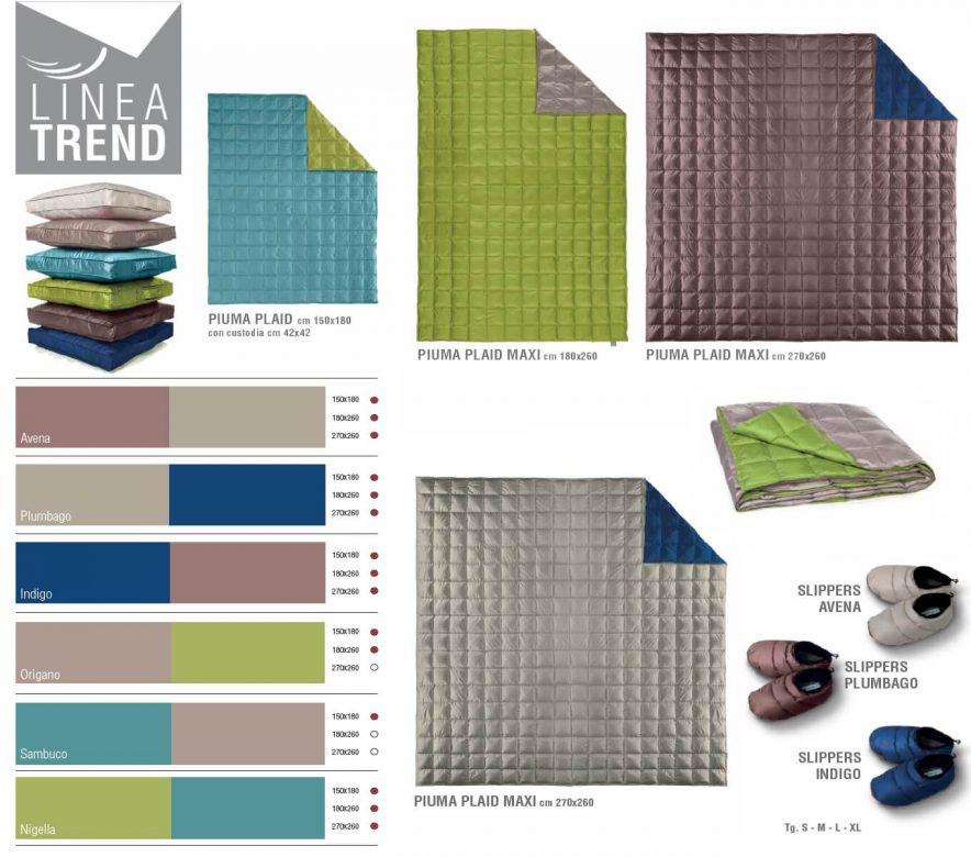 Plaids & Slippers – Linea Trend