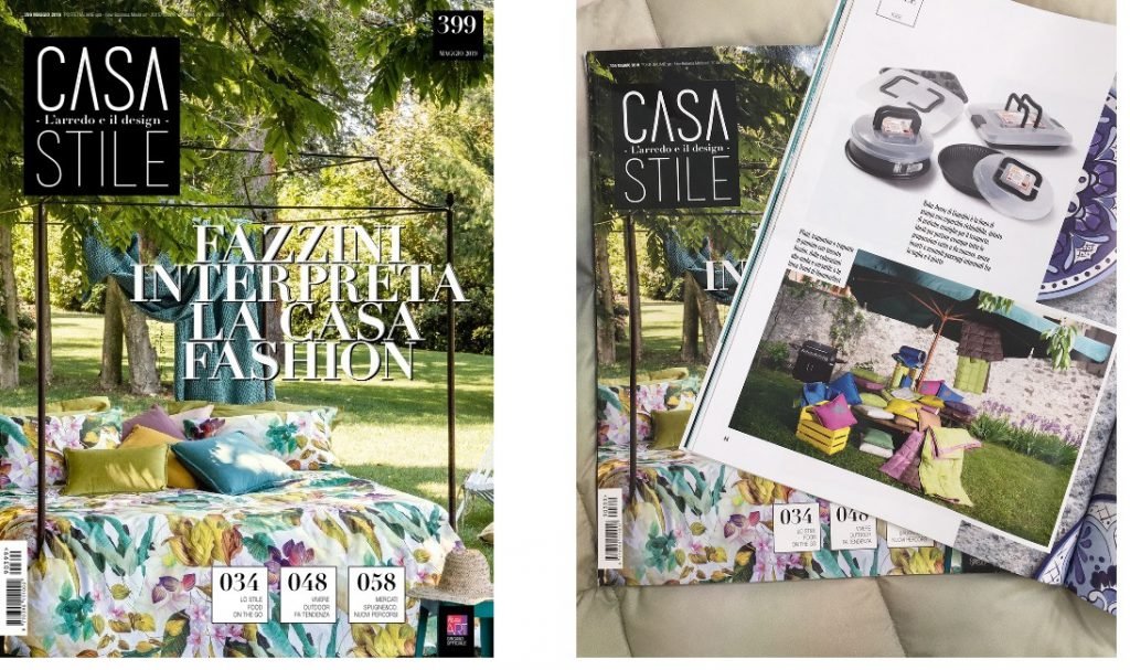 Stampa Casa Stile mag. 2019