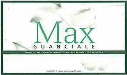 Guanciali Max