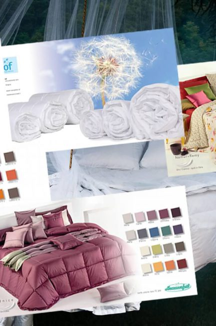 EiderDowns and Duvets production, sales from Trentino/South Tyrol